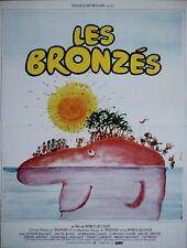 LES BRONZES Affiche Cinéma 53x40 Movie Poster LE SPENDID