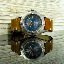 Breitling Colt GMT 500m Chronometre Watch cal 32 Swiss 21j Auto | Wrist-Ready