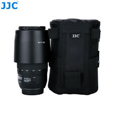 JJC Lens Pouch Bag+Reversible Lens Hood as ET-74B for Canon 70-300mm IS II  Lens