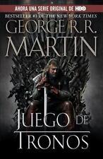 Juego de tronos / A Game of Thrones, Paperback by Martin, George R. R.