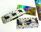 ZOX *THE BLACK SHEEP** GOLD Strap med Wristband w/Card New Mystery Pkg GOLD CARD