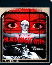 Magia Negra Derechos Blu-Ray Nuevo Blu-Ray (BHB001)