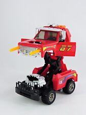 M.A.S.K. Wildcat tow truck 1987 Kenner vintage red Clutch Hawks MASK machine toy
