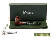 NEW Peterson Pipe Calabash Smooth Fishtail  (Extra Small)