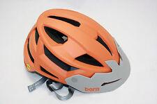 "Bern Helm FL-1 XC Inmold MIPS MTB-Helm, Fahrradhelm ""M"" 55,5-59cm Orange"