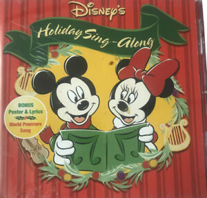 Disney Holiday Sing-Along Disney Mickey Minnie Mouse