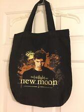 Womens Junors Twilight New Moon Jacob Black Tote Bag