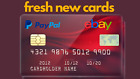 VCC fresh never used for all kind of Paypal  Instant Card and Code delivery 5min