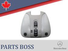 MERCEDES W220 S430 S500 2000-2002 INTERIOR OVERHEAD FRONT DOME LIGHT 2208201001