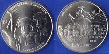 "PORTUGAL -  2,50 EUROS 2011 Gedenkmünzen  "" EXPLORADORES EUROPEUS """