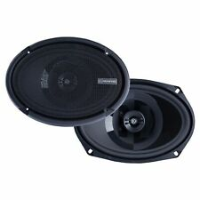 """New listing Memphis Audio Prx6902 Power Reference 6x9"""" 2-Way Speakers With Swivel Tweeters"""