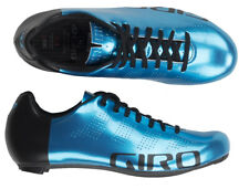 Giro Empire ACC Road Bike Cycling Shoes Blue Steel 7.5 - NEW IN BOX