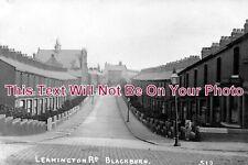 LA 630 - Leamington Road, Blackburn, Lancashire - 6x4 Photo