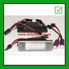 ledpremium.es 2x LED NUMBER PLATE LIGHTS MERCEDES BENZ VITO W639 CANBUS