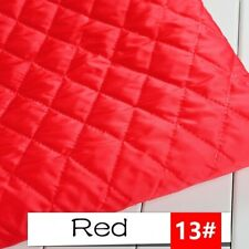 Quilted Interlining Fabric Thickening Winter Apparel Lining Cloth DIY Trims Sew