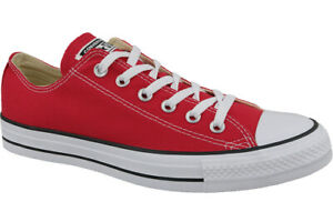 Converse Chuck Taylor All Star M9696C, Rouge,