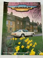 Jensen Owners Club Magazine May 1993 Issue 109 VGC