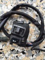 1999 Honda CBR1100xx Left  Signal Horn Switch CBR 1100 Xx Blackbird Light
