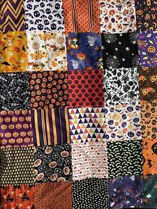 Handmade - Halloween/black Quilt