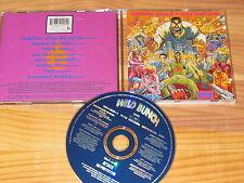 Massive ATTACK-no protection/ALBUM-CD 1995 MINT!