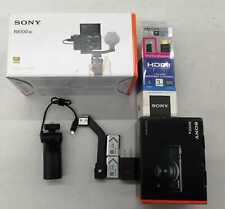 Sony RX100 VII Digital Camera with Shooting Grip Kit DSC-RX100M7G From Japan