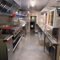 FOOD TRUCK Custom MADE TO ORDER