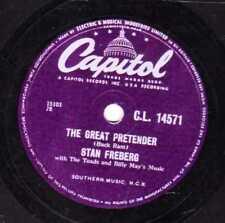 "STAN FREBERG PLATTERS PARODIE 198cm THE GREAT PRETENDER "" GB CAPITOL CL14571 EX/"