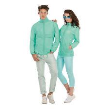 Zip Waist Length Nylon Hooded Coats & Jackets for Men