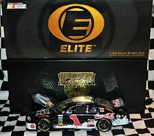 RARE  DALE EARNHARDT 1998 POLAR BEAR 1:24 DIE CAST NASCAR ELITE COMPLETE NEW