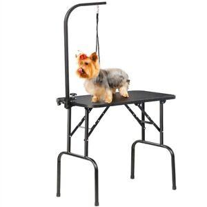 Trimmtisch für Hunde Hundetisch Schertisch Hundepflegetisch Frisiertisch Hund