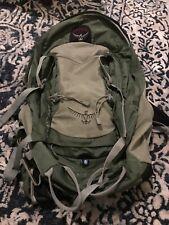 Osprey Kestrel 32L Green Backpack