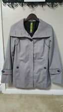 SOIA AND KYO Grey COAT SIZE L