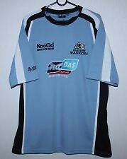 Glasgow Warriors rugby shirt jersey KooGa Size L