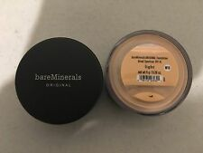 Bare Escentuals Minerals Original Foundation  LIGHT  XL 8g  PACK of 2 FREE SHIP