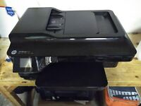 HP Officejet 7612 All-In-One Inkjet Printer (Read) For Parts
