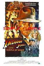 """The Temple of Doom ( 11"""" x 17"""" ) Movie Collector's Poster Print (T3) - B2G1F"""