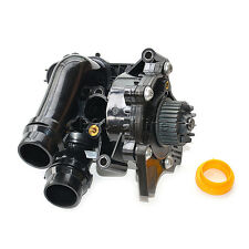 Water Pump Thermostat Assembly For VW Golf Jetta GTI Passat Tiguan 1.8T 2.0T New