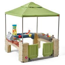 Step2 All Around Playtime Patio with Canopy   Kids Playhouse