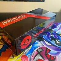 POKEMON TCG: 1X TRAINER'S TOOLKIT! EMPTY STORAGE BOX! HOLDS 600+ CARDS!