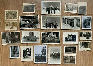 22 WW2 Luftwaffe soldier photos