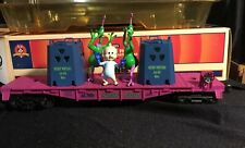 Lionel 6-16754 Looney Tunes Porky Pig and Instant Martians Flat Car