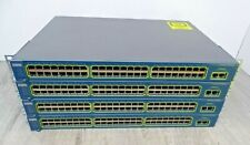 Cisco 2950T-48-SI (Catalyst WS-C2950T-48) For CCNA CCNP CCIE Lab Refurbished