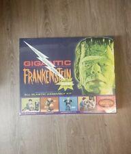 Gigantic Frankenstein Model Kit, Moebius 470 Universal Monsters SIB 2008
