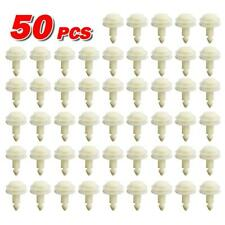 50pcs Door Trim Panel Clips Retainer Fastener for Ford Mustang 1987-1993(Fits: Lynx)