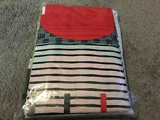 JC PENNY QUEEN   BED SKIRT  AND 2 PILLOW CASE COVER SHAM