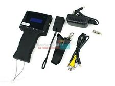 TESTER TELECAMERE CCTV MONITOR PORTATILE 3,5 RICARICABILE
