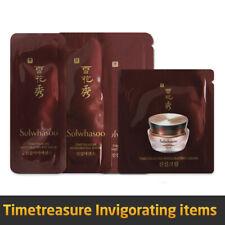 [Sulwhasoo] Timetreasure Invigorating Cream / Eye Cream / Serum  / Eye Serum