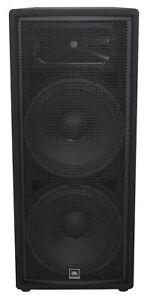 """JBL Pro JRX225 2,000 Watt Dual 15"""" Inch 2-Way DJ P/A Passive Speaker"""