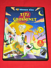 TITI et GrosMinet - Une Grenouille dans la gorge (4 épisodes ) - DVD en Tbe