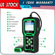 8-18V Vehicle Power Scanner Diagnostic Code Reader OBD2 OBDII EOBD Tool AH5100